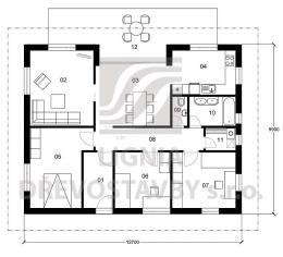Rodinný domek Lignera 122