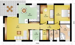 Rodinný domek Lignera 127