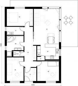 Rodinný domek Lignera 136AG