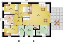 Rodinný domek Lignera 140