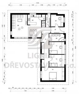 Rodinný domek Lignera 149B